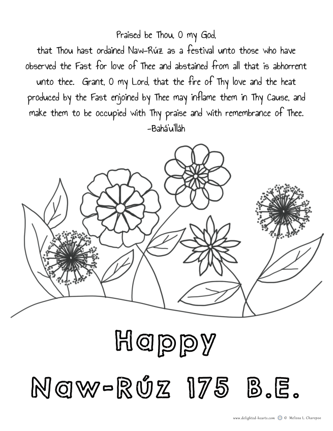 175_DHLLC_Melissa Charepoo_Coloring Page_Naw-Ruz.png