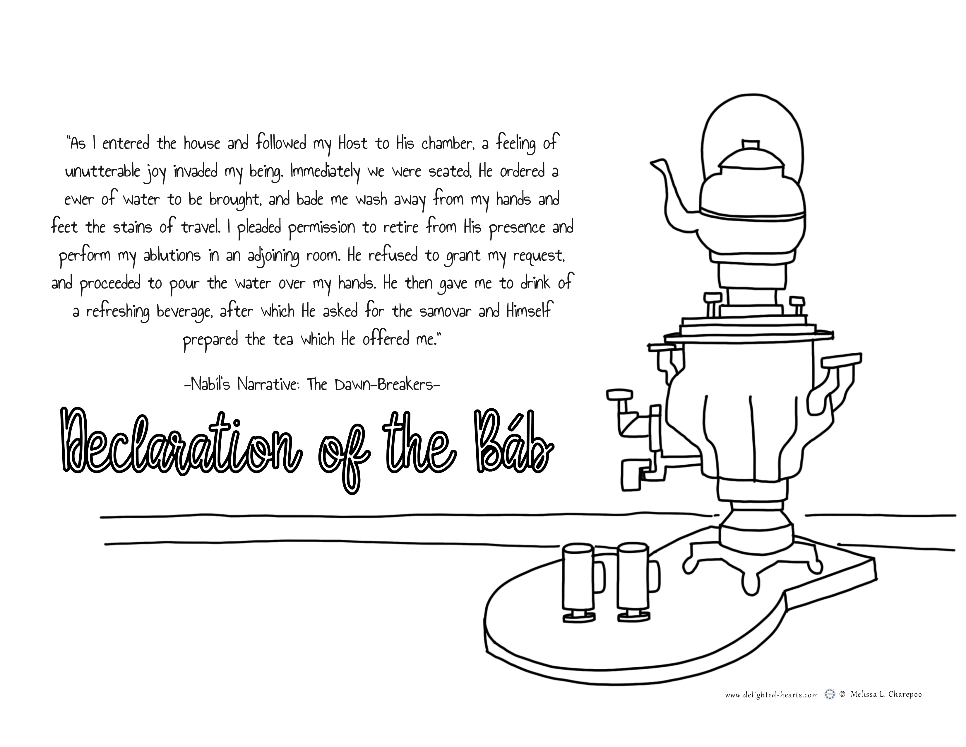 Declaration of the Bab_176_DHLLC_Melissa Charepoo_ Declaration of the Bab